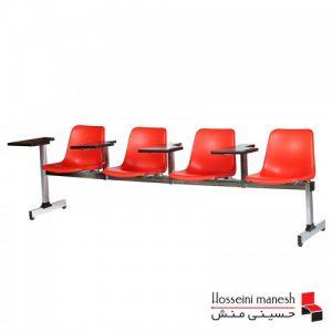 صندلی آموزشی چهار نفره کد M209