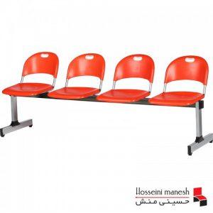 صندلی انتظار چهار نفره کد B404
