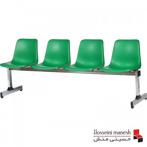 صندلی انتظار چهار نفره کد M214