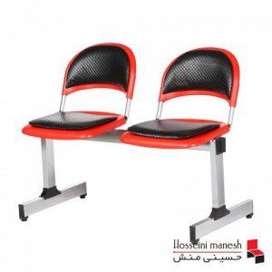 صندلی انتظار دو نفره کد B402L