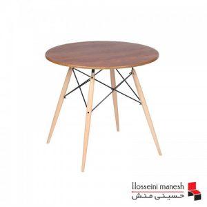 میز گرد و مربع 4 نفره کد E800